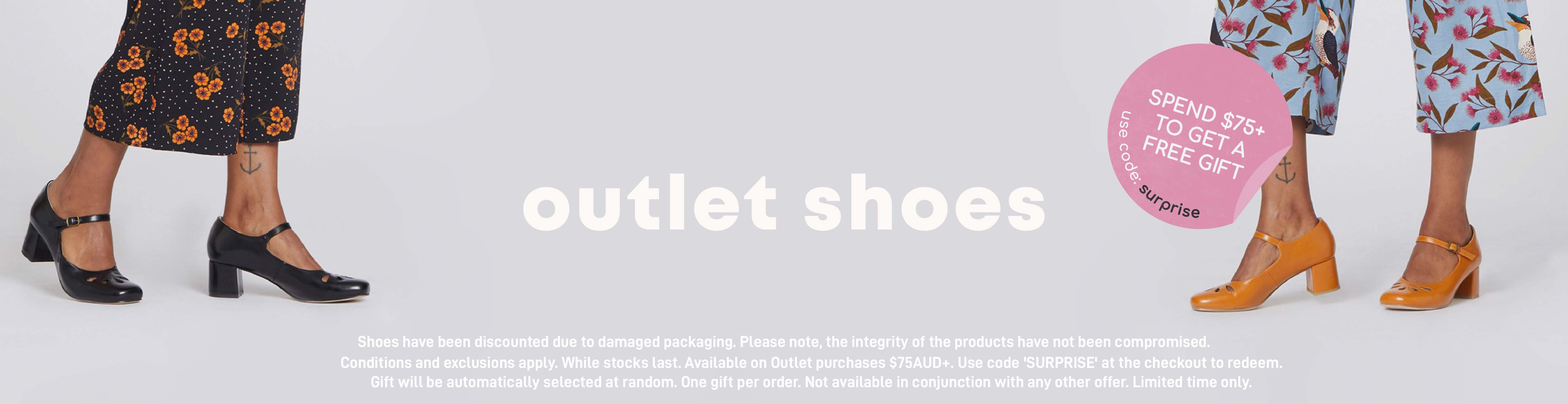 Outlet Shoes