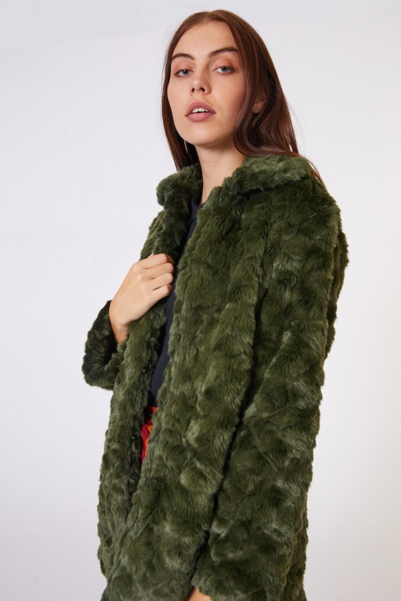 Charlotte Fur Coat