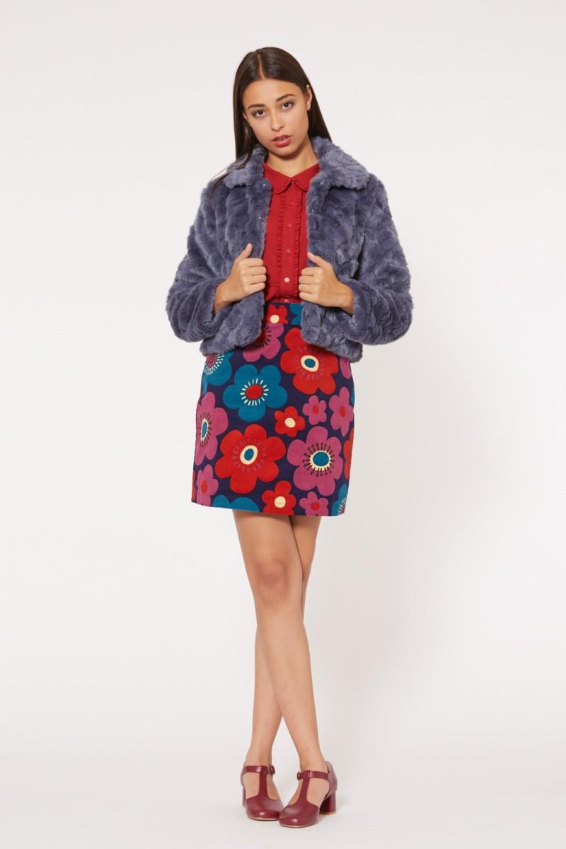 Penelope Fur Jacket