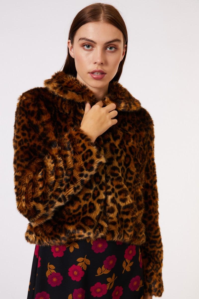 Adrienne Fur Jacket