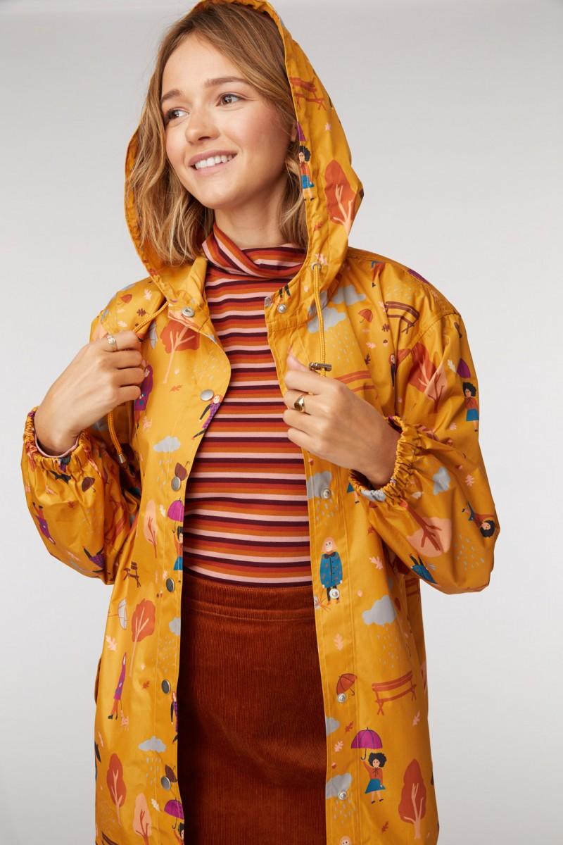 Rainy Days Raincoat