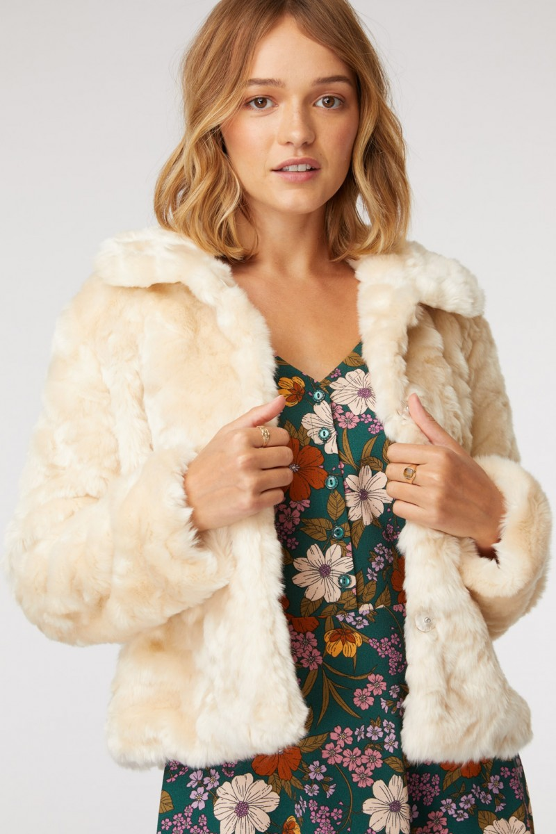 Penelope Fur Jacket