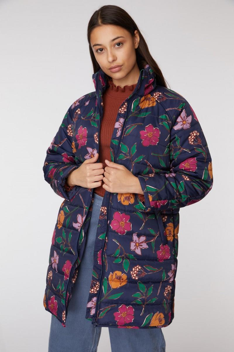 Olivia Long Puffer Jacket