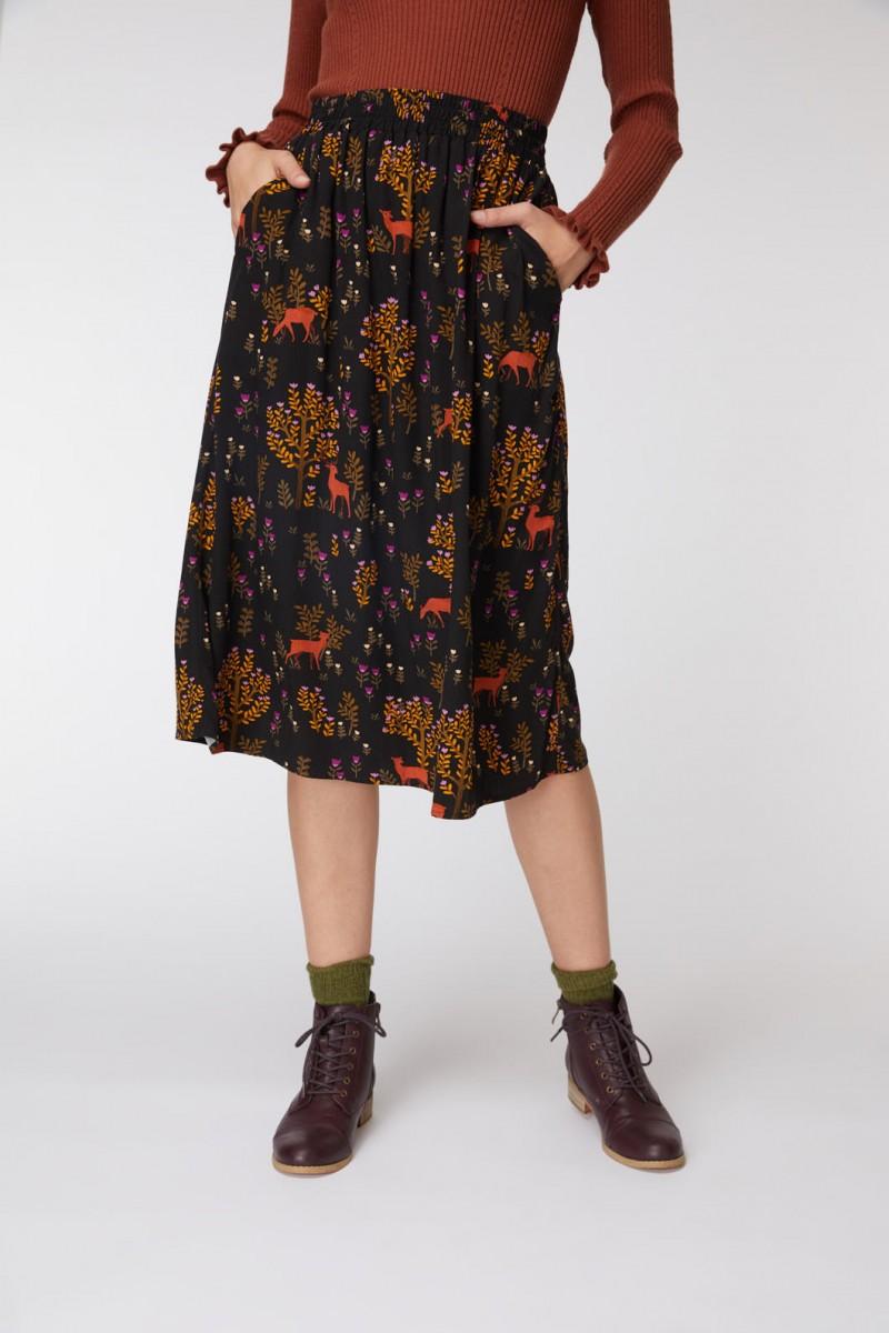 Forest Deer Skirt