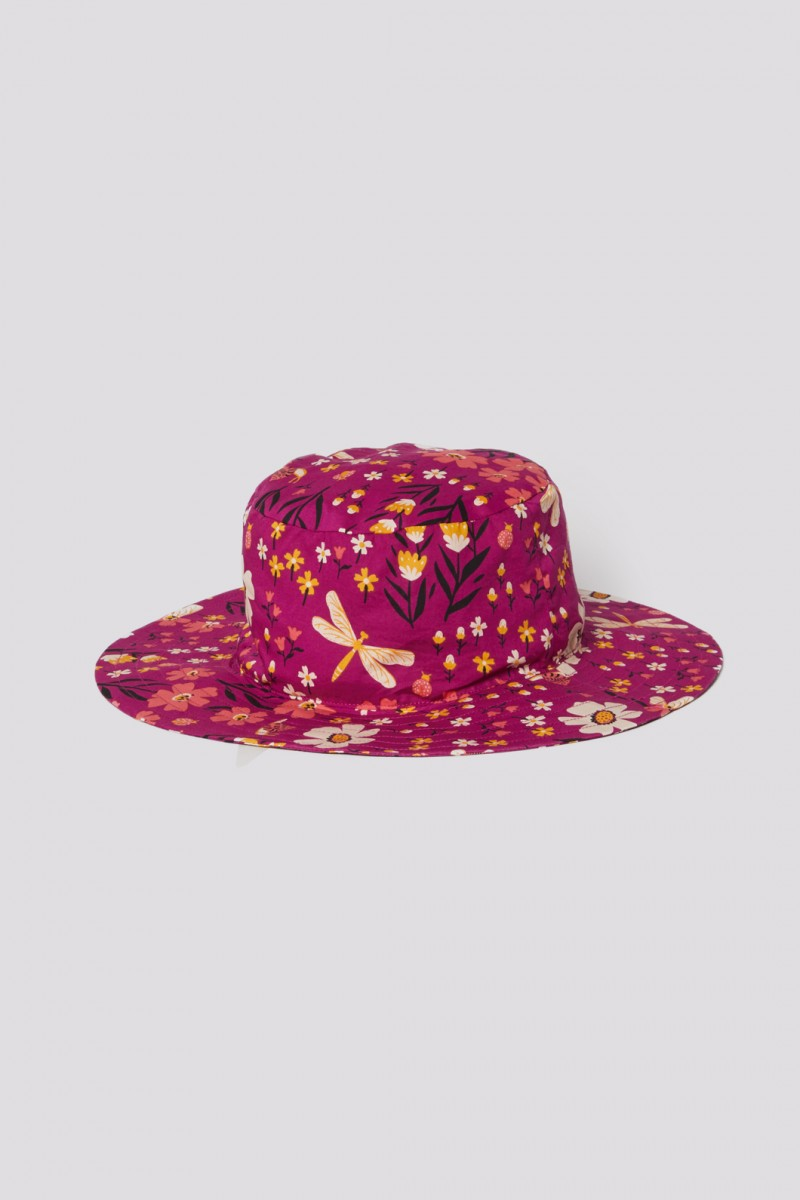 Summertime Garden Hat