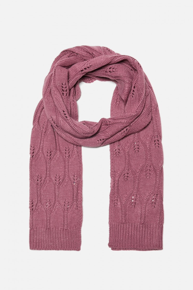 Cable Scarf