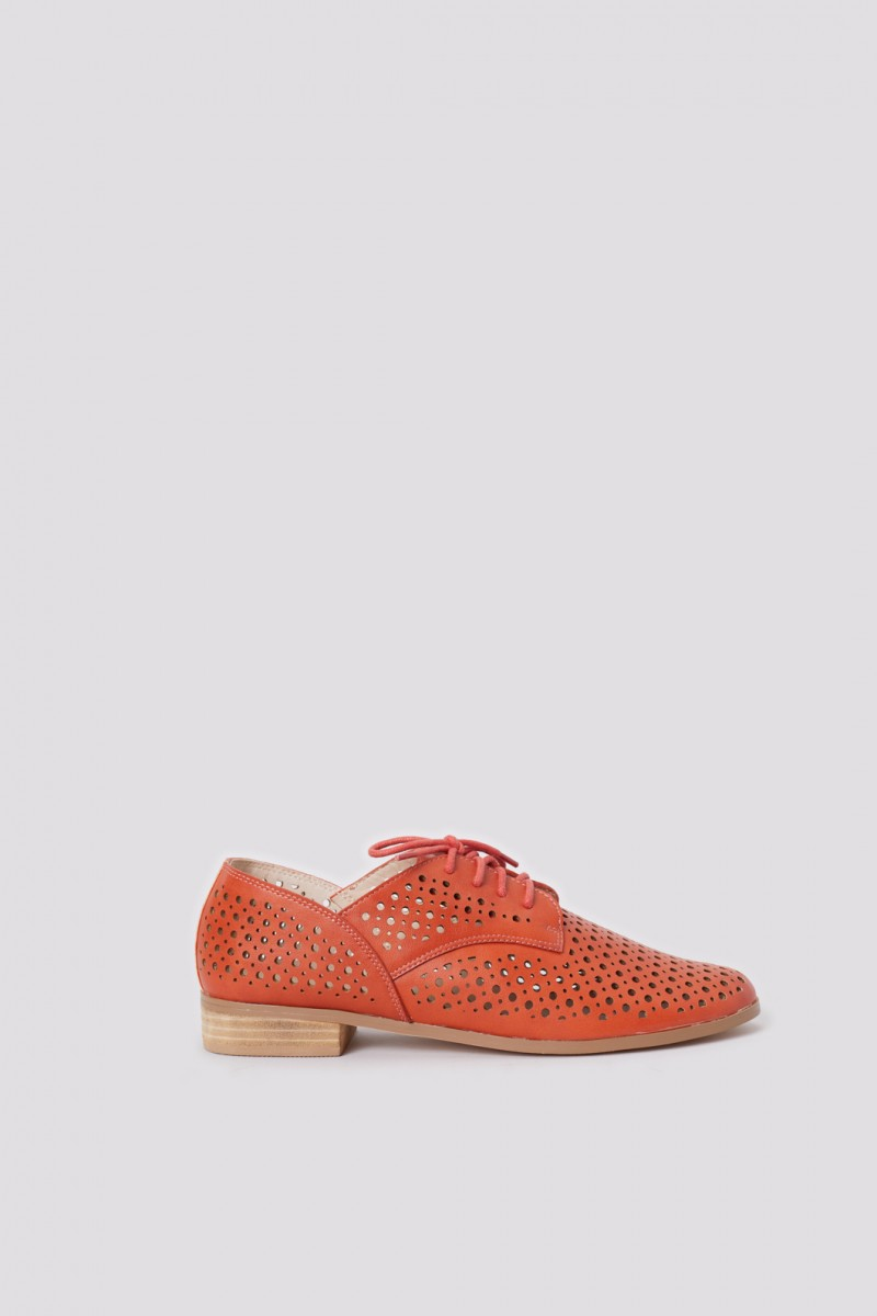 Spot Cut Brogue