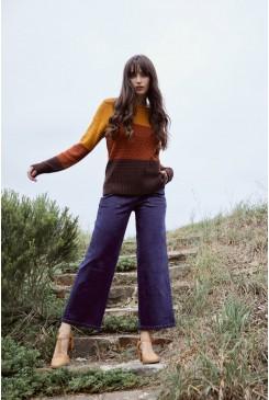 Mila Stripe Sweater