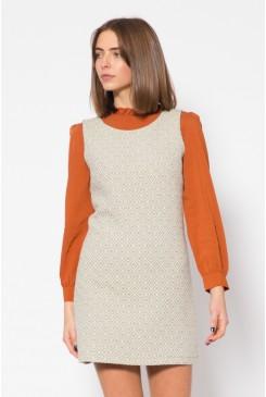 Maxine Jacquard Dress