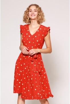 Lizzie Spot Dress