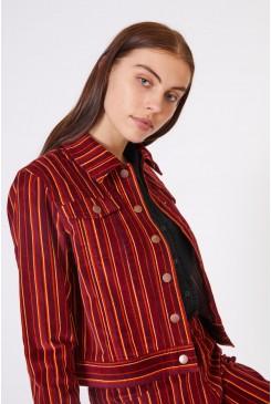 Oxford Cord Jacket