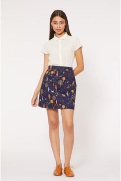 Sunday Afternoon Skirt