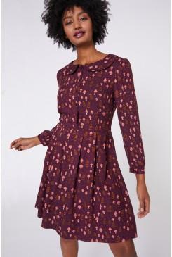 Mushroom Field Dress