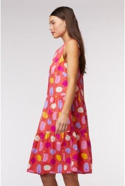 Jennifer Spot Dress
