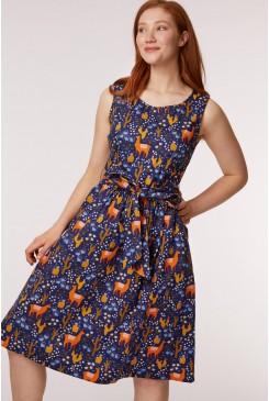 Lia Llama Dress