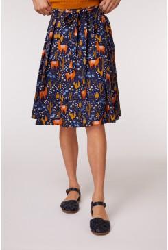 Lia Llama Skirt