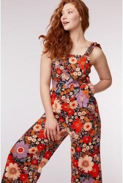 Sunny Flower Jumpsuit