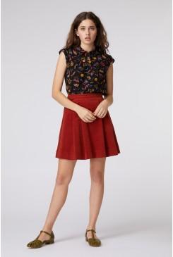 Nico Cord Skirt