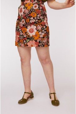 Sunny Flower Skirt