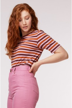 Bridgette Stripe Tee