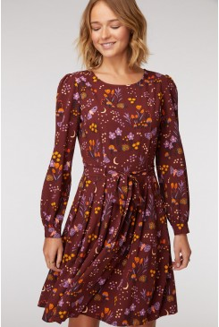 Nocturnal Garden Dress