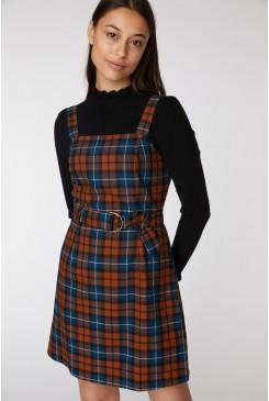 Georgie Check Dress