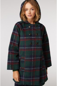 Ivy Check Coat