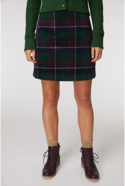 Ivy Check Skirt