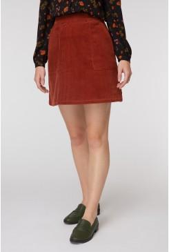 Jamie Cord Skirt