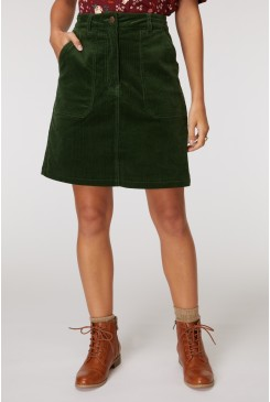 Bailey Cord Skirt