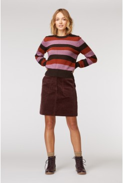 Bailey Cord Skirt