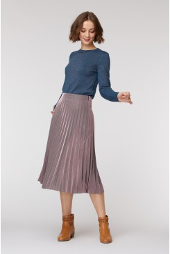 Naomi Pleated Skirt