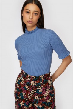 Selene Knit Top