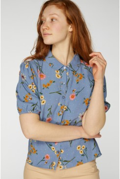 Bee Ditsy Blouse