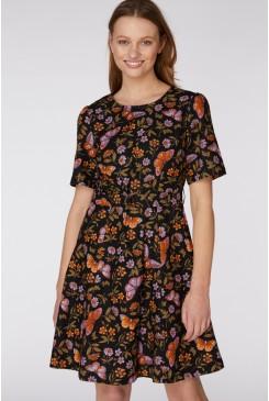Babette Butterfly Dress