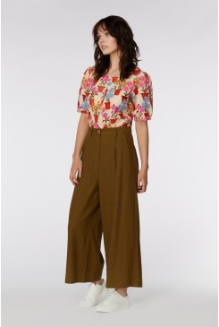 Flower Pots Blouse