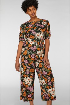 Honey Floral Jumpsuit