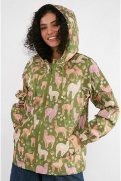 Bella Llama Raincoat