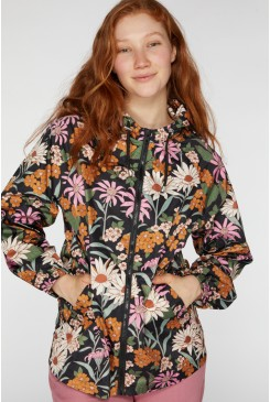 Honey Floral Raincoat