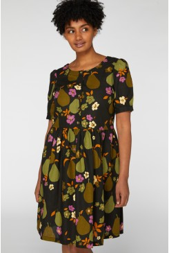 Pear & Flower Dress