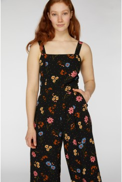 Bee Ditsy Jumpsuit