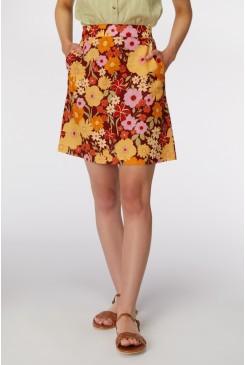Gina Flora Skirt