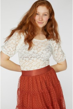 Molly Lace Top