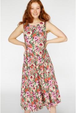 Alison Midi Dress