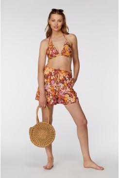 Gina Flora Board Shorts