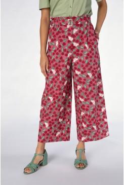 Raspberry Culotte