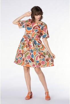 Sweet Geo Dress