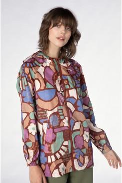 Sweet Geo Raincoat
