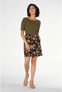 Fruits And Flora Skirt