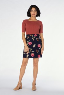 Native Flora Skirt